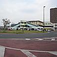 JR君津駅 (遠景)