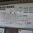 鹿児島交通路線図
