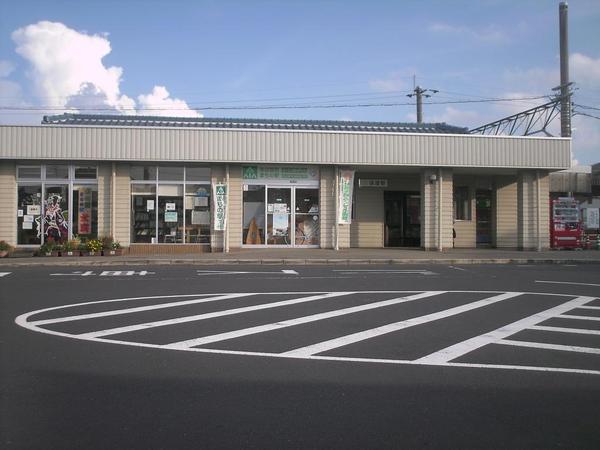 32島根県: JR揖屋駅