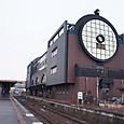 真岡駅の横顔