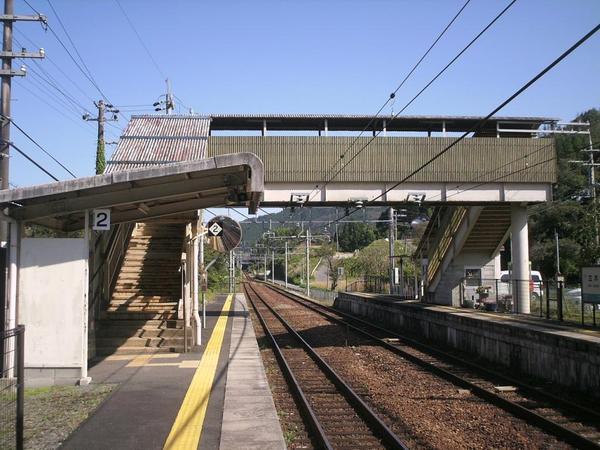 JR立木駅 (京都府船井郡京丹波町...
